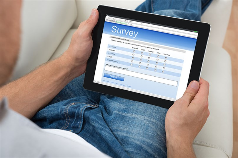 online surveys strategic intelligence